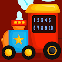 Number Train : Game for Kids