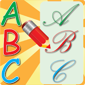 Handwriting ABC For Toddler