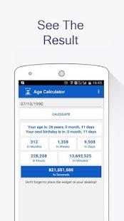 Agify- Age Calculator screenshot