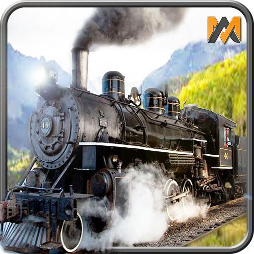 驱动器 超级 火车 模拟器 模擬 App LOGO-APP試玩