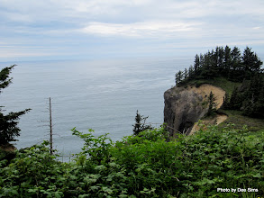 Photo: (Year 2) Day 347 - One of the Cliffs Along the Way