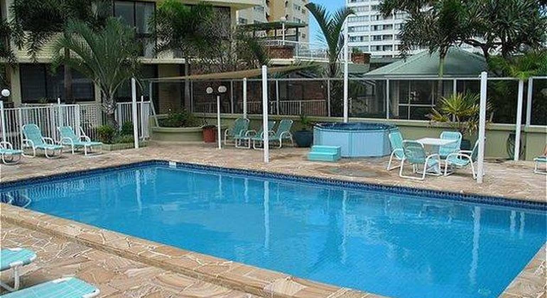Hi Surf Beachfront Resort Apartments