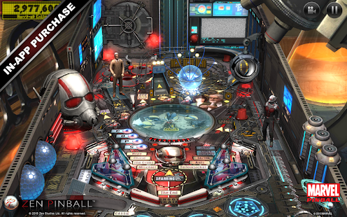 Zen Pinball - screenshot thumbnail