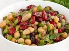 Three Bean Salad Recipe