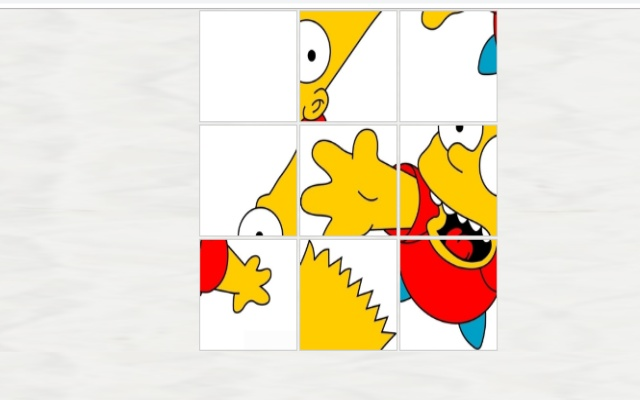 Crazy edition puzzle