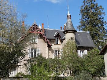 manoir à Le Breuil (71)