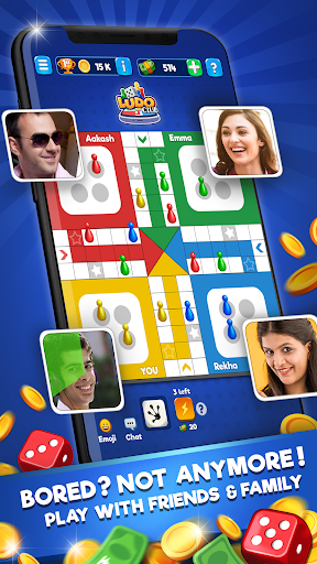 Ludo Club - Fastest Ludo - King of Ludo 1.0.100 screenshots 1