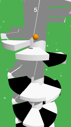 Spiral Jump - Spiral Jumping Ball for PC