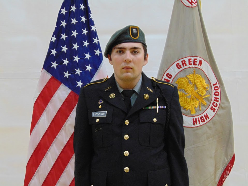 Cadet 2LT Lipscomb
