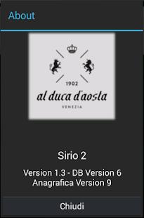 Sirio2 - náhled
