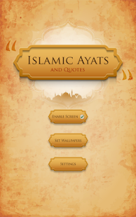 How to mod Islamic Quotes Ayat Wallpapers lastet apk for laptop