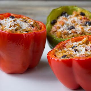 Mexican Stuffed Tilapia Peppers