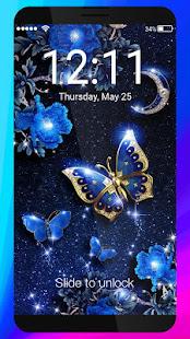[Download Butterfly Magic Fashion Wallpapers HD Lock Screen for PC] Screenshot 2