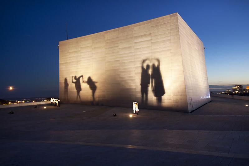 Sul tetto... di Simona Rizzi