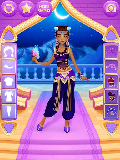 Arabian Princess Dress Up  screenshots 8