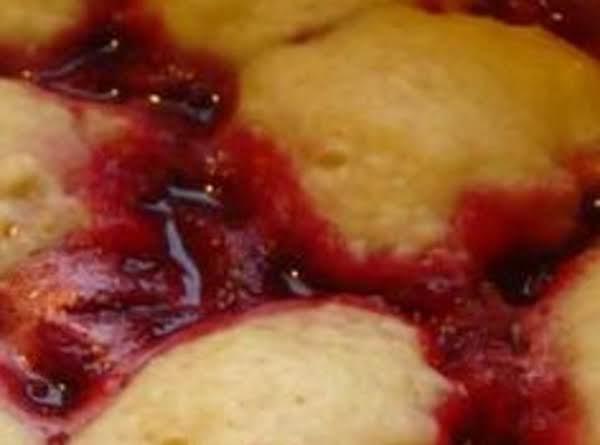 Dumplings For Fruit- Grandma's Blueberry Dumplings Recipe
