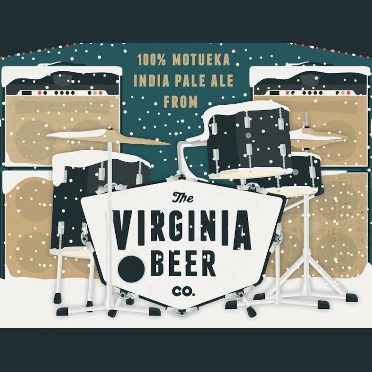 Logo of Virginia Beer Co. Holiday Homecoming