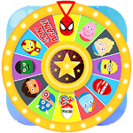 Wheel Of Surprise Eggs Icon