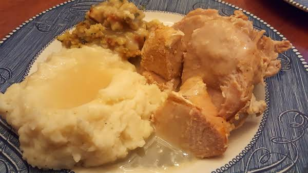 Turkey Breast Tenderloin From The Instant Pot!