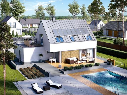 projekt Lars G1 wersja B Energo Plus