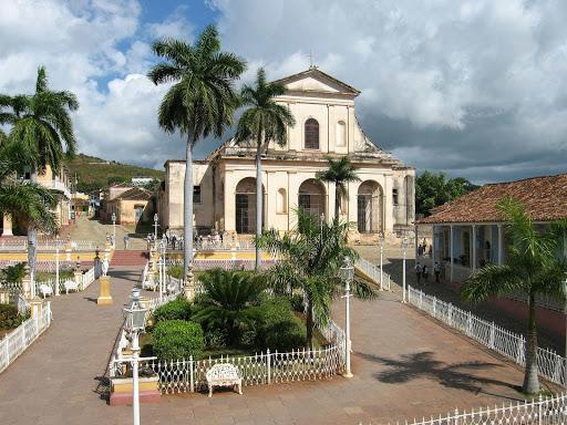 Little Church in Trinidad, a UNESCO World Heritage site, Cuba.