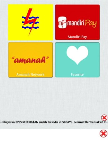 SBPays Mobile (PPOB)- screenshot