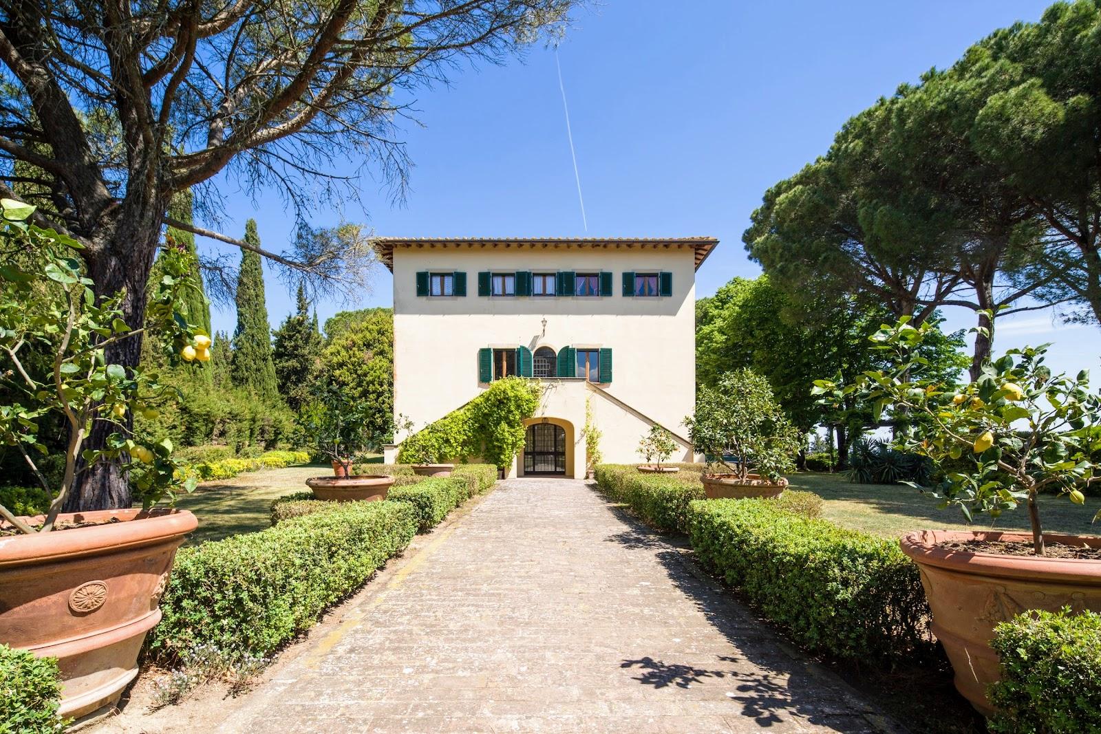 Villa Sorbaiano_Montecatini val di Cecina_1