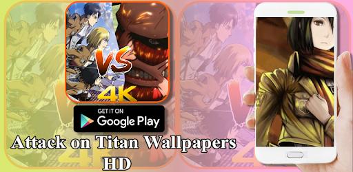 Descargar Attack On Titan Wallpapers Hd Para Pc Gratis