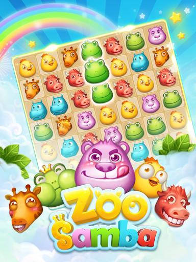 Zoo Samba - Best Puzzle Game