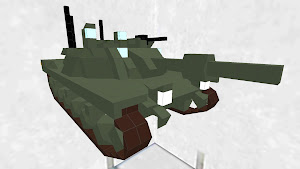 Kampf Panzer.70/Kpz.70 機銃展開vr