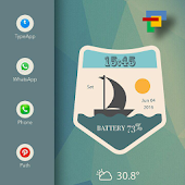 Flide for Total Launcher