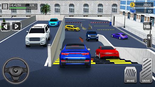 Parking Professor: Car Driving School Simulator 3D 1.1 screenshots 8