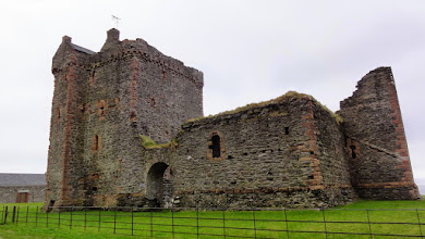 Photo: Skipness Castle