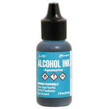 Tim Holtz Alcohol Ink 14ml - Aquamarine