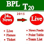 BPL T20 2015 All Feature