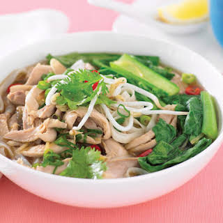 Vietnamese Chicken Pho.