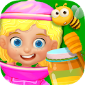 Beekeeper Kids Honey Farm Trip icon