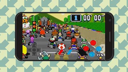 SNES16 - SNES Emulator