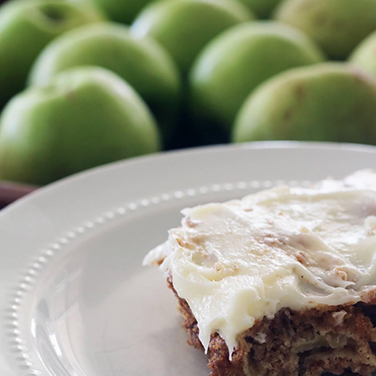 Southern Living Chunky Apple Cake