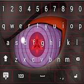 Rinnegan Eyes Keyboard Themes