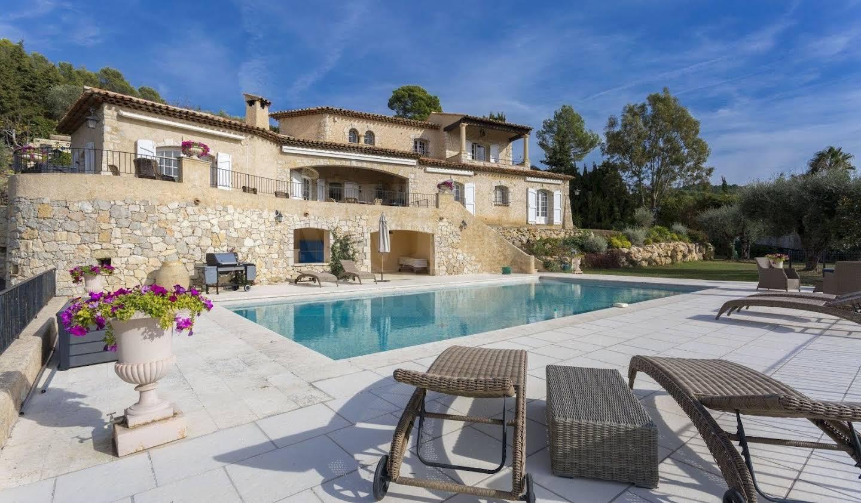 Maison avec piscine et jardin Mougins