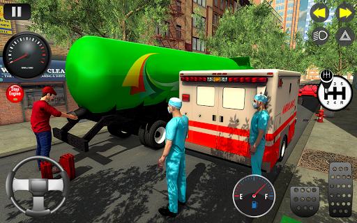 Real Manual Truck 3d simulator 2020 apktram screenshots 2