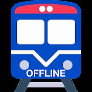 MMTS Train Timings Offline