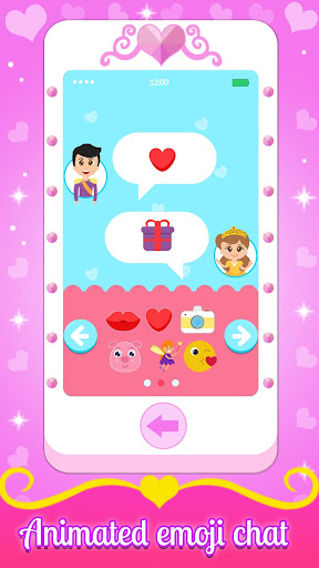 Baby Princess Phone 1.3.9 screenshots 4