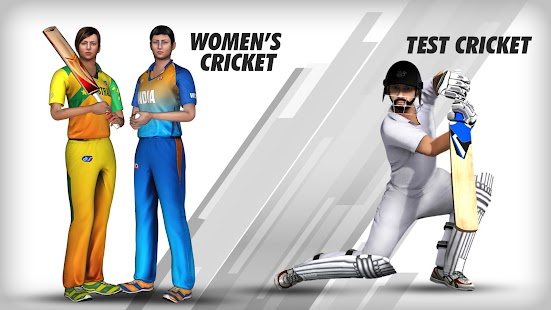 World Cricket Championship 3 - WCC3 Screenshot