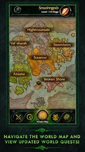 Wow legion companion android apps on google play wow legion companion screenshot thumbnail gumiabroncs Gallery