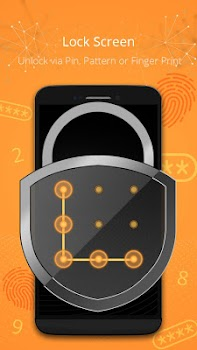 CM Locker-AppLock, Lock screen