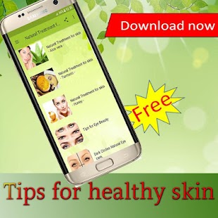 Tips for healthy skin - náhled