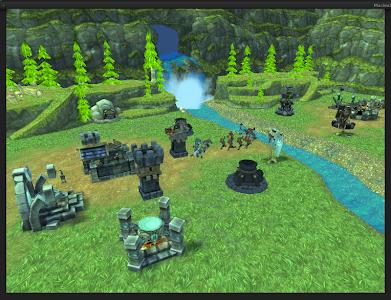 Battlemist Clash of Towers v1.4 (Mod Money)