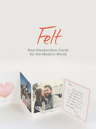 Felt: Birthday Cards, Greeting Cards & Thank You's for PC